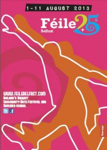 Feile an Phobail - Programm 2013 - Titelseite