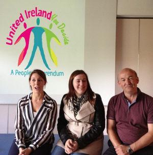 Im Gespräch mit Sinn Fein Aktiven in South Armagh
