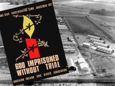 Long Kesh Internment Camp