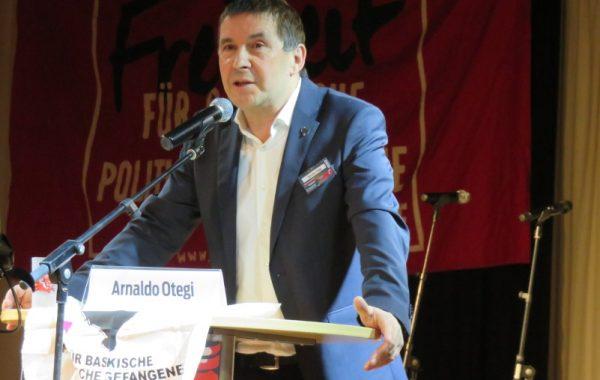 Rosa Luxemburg Konferenz 2017 - Arnaldo Otegi