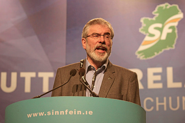 Gerry Adams - SF Ard Fheis 2014