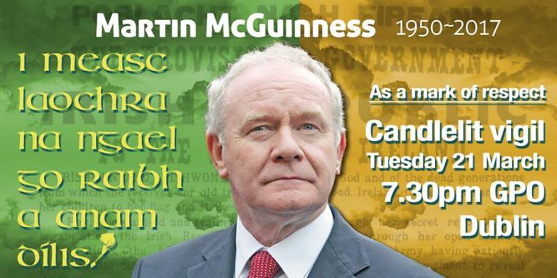 RIP Martin McGuinness