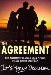 Das Friedensabkommen in Nordirland