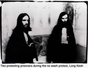 Irisch republikanische Gefangene im Deckenprotest