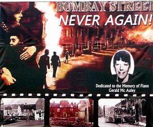 Niemals wieder Bombay Street