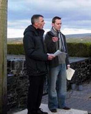 Declan Kearney, Sinn Féin