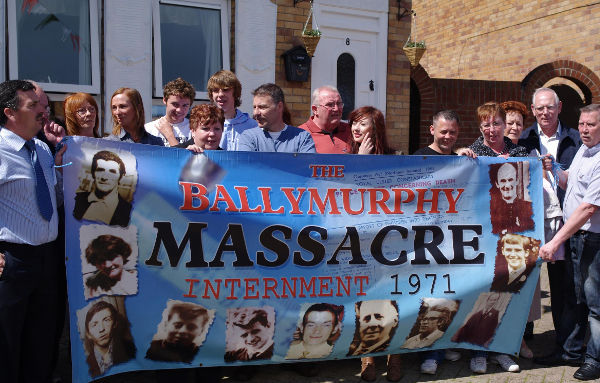 Ballymurphy, August 2010