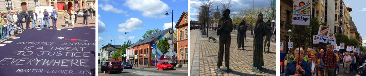 Info Nordirland: Irland – Nordirland – Baskenland